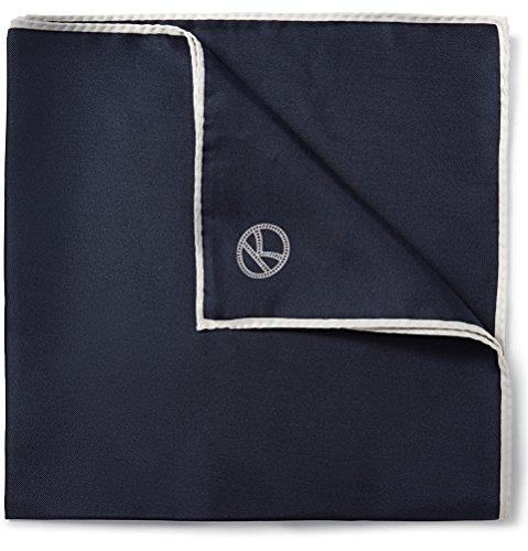 (キングマン) Kingsman Drake's Wool and Silk-Blend Pocket Square ドレイクのウールとシルク ブレンド ポケット広場 (並行輸入品) LUKVERY