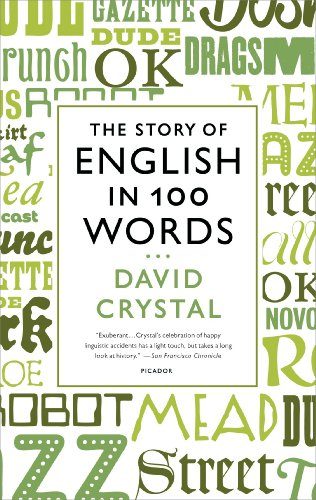 The Story of English in 100 Words125002501X