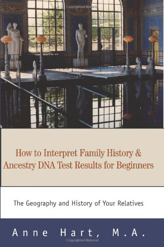 How To Interpret Family History And Ancestry Dna Test Results For Beginners: The Geography And History Of Your Relatives front-990529