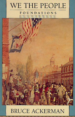 Foundations: Foundations v. 1 (We the People (Harvard))