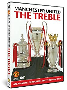 Manchester United - The Treble (remastered) [DVD]