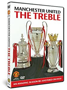 Manchester United: The Treble Season Review 1998/99 [DVD]
