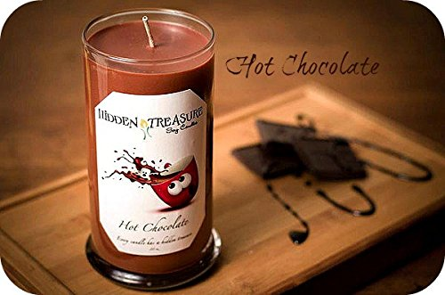 Hidden Treasure Soy Candles Hot Chocolate