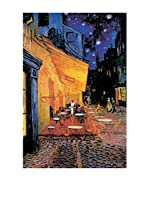 ArtopWeb Panel Decorativo Van Gogh Cafè Nuit 60x90 cm Multicolor