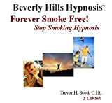 Forever Smoke Free!  Stop Smoking Hypnosis (3 CD Set)