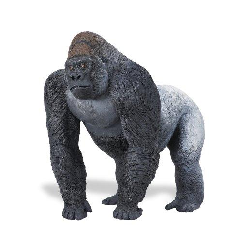 Safari Silverback Gorilla