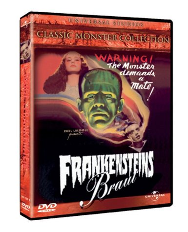 Classic Monster Collection - Frankensteins Braut