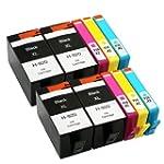 E-Z Ink (TM) Remanufactured Black & C...