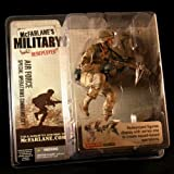 AIR FORCE SPECIAL OPERATIONS COMMAND, CCT * CAUCASIAN VARIATION * McFarlane's Military Redeployed Series 1 Action Figure & Display Base