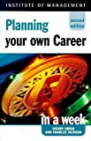 img - for Planning Your Career in a Week (Successful business in a week) book / textbook / text book