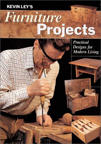Kevin Ley's Furniture Projects: Practical Designs for Modern Living
