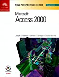 img - for New Perspectives on Microsoft Access 2000: Comprehensive (New Perspectives Series) book / textbook / text book