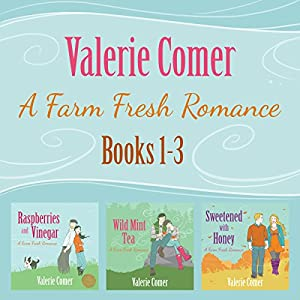 A Farm Fresh Romance Series 1-3 (A Farm Fresh Romance Box Set) Audiobook