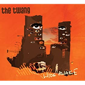Wide Awake (UK Comm CD 2 Track)