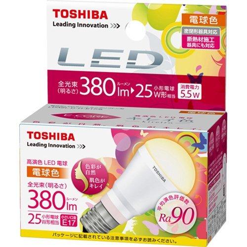 E-CORE キレイ色 -kireiro- LDA6L-D-H-E17/S [電球色]