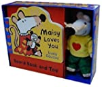 Maisy Loves You: Book and Toy Gift Set