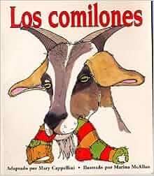 Los Comilones (The Animals Who Eat): Mary Cappellini, Marina McAllan