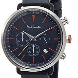ポールスミス Paul Smith メンズ 腕時計 BR1 731 70 Cycle Chronograph サイクル クロノグラフ ブラック [並行輸入品]
