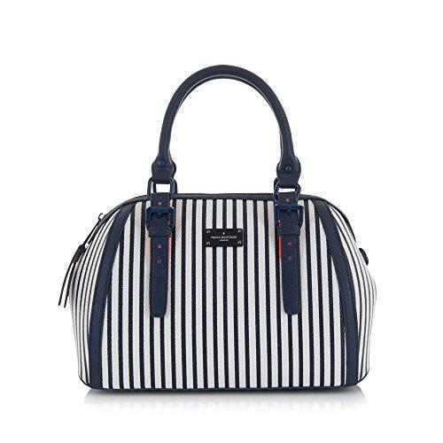 pauls-boutique-bailey-alston-navy-streifen-borsa-a-mano-donna-blu-marine-one-seize