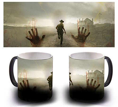 Tazza magica sensitiva al calore - Walking Dead