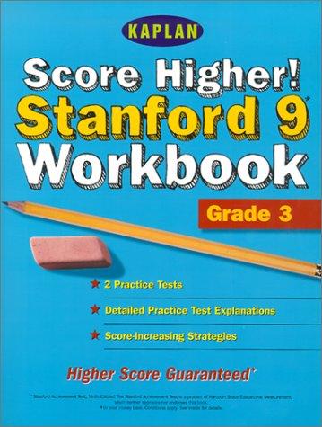 Score Higher! Stanford-9 Workbook, Grade 3