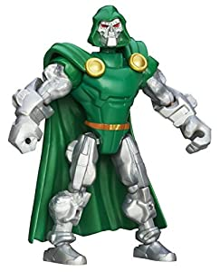 Marvel Avengers Super Hero Mashers Dr. Doom Figure