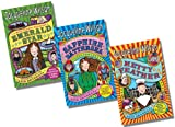 Jacqueline Wilson Hetty Feather Collection - 3 Books RRP £19.97 (Hetty Feather; Sapphire Battersea; Emerald Star)