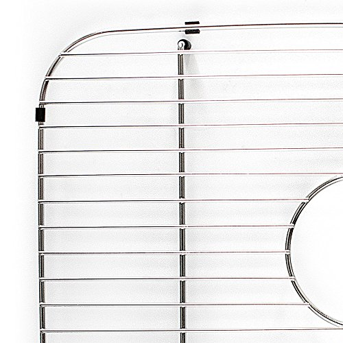 Franke USA FGS50 Stainless Steel Universal Single Bowl Sink Grid with ...