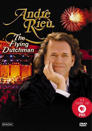 DVD : Andre Rieu - André Rieu: The Flying Dutchman (DVD)
