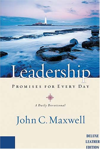Leadership Promises for Every Day: Leather Edition