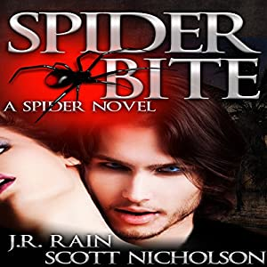 Spider Bite: A Vampire Thriller (The Spider Trilogy Book 3) Audiobook