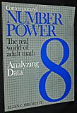 img - for Contemporary's Number Power 8: Analyzing Data (The Number power series) book / textbook / text book