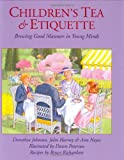 Children's Tea and Etiquette: Brewing Good Manners in Young Minds