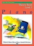 Alfred's Basic Piano Theory Book Lvl 2 --- Piano - Palmer, Manus & Lethco --- Alfred Publishing