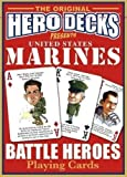 HeroDecks - U.S. Marines Battle Heros Playing Cards - USMC