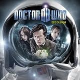 Official Dr Who Calendar 2012