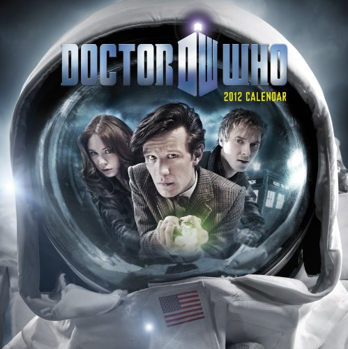 Official Dr Who Calendar 2012
