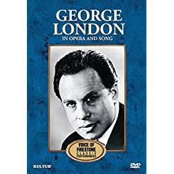 George London In Opera & Song: Voice of Firestone