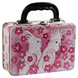 Cockatoo Metal Lunch Box