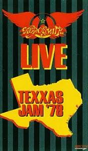 Aerosmith - Live Texas Jam 78 [1978] [VHS]