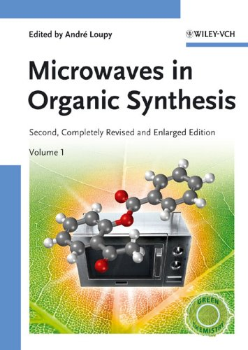 Microwaves In Organic Synthesis (Two Volume Set)