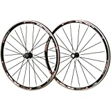 Vuelta XRP Pro 700c Road Bike Wheel Set Sealed Cartridge Bearings by XRP Pro