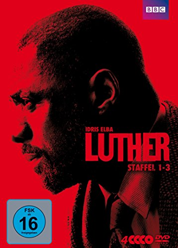 Luther - Staffel 1-3 [4 DVDs]