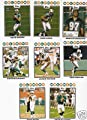 Miami Dolphins Football Cards - 5 Years Of Topps Complete Team Sets 2005,2006,2007, 2008 & 2009 - Includes Stars, Rookies & More - Individually Packaged!
