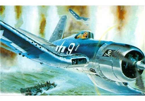 Revell-Modellbausatz-04781-Vought-F4U-1A-Corsair-im-Mastab-132