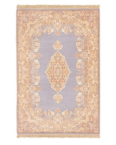 Royale Wool Rug, Light Weak Blue, 6' 6 x 9' 9