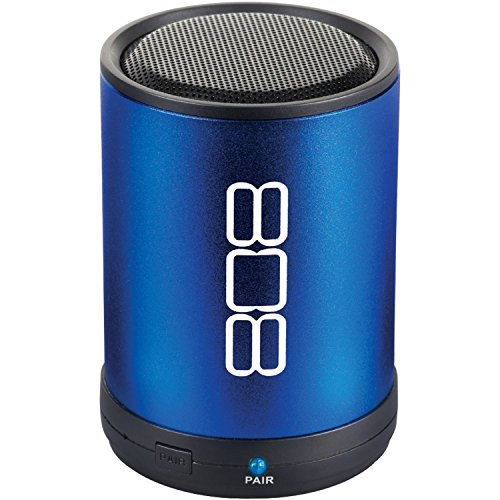 808 CANZ Bluetooth Wireless Speaker - Blue