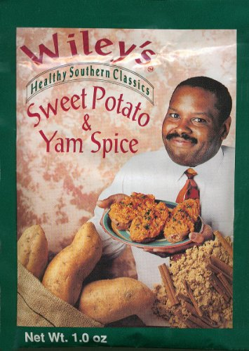 Sweet Potato and Yam Spice