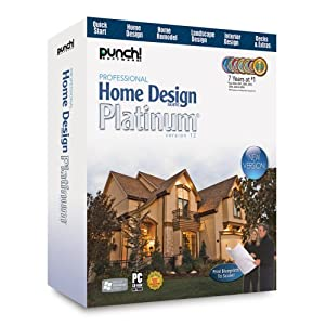 Descargar punch dise o profesional home suite platinum - Punch home design architectural series 18 ...