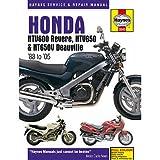 Haynes Manual 3243 Honda NTV600/650 REVERE/DEAUVILLE 88-05
